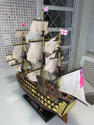 Caravela HMS Victory  - Foto 6