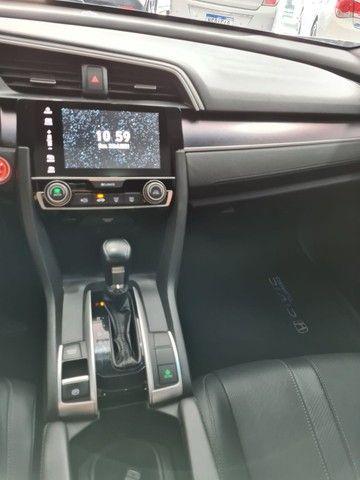 Honda Civic Touring 1.5  Turbo  2017 - Foto 16