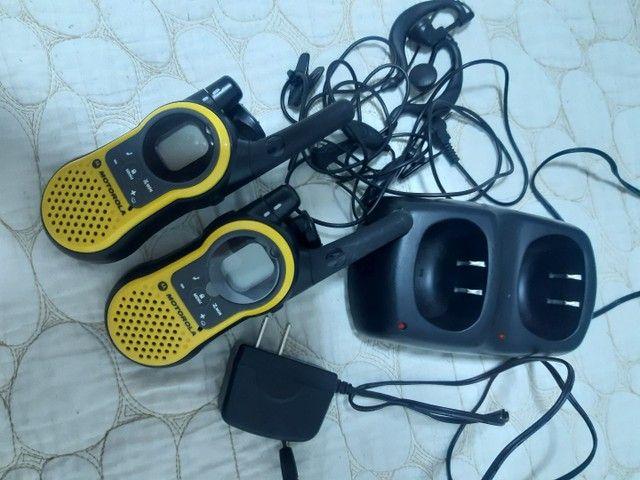 Rádio comunicador Motorola  - Foto 3