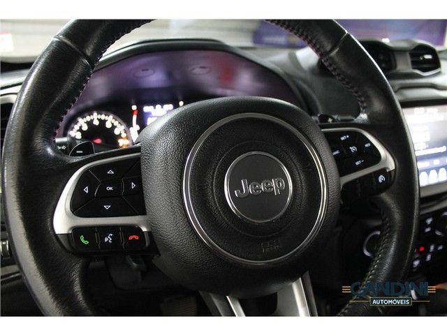 Jeep Renegade 2019 1.8 16v flex longitude 4p automático - Foto 14