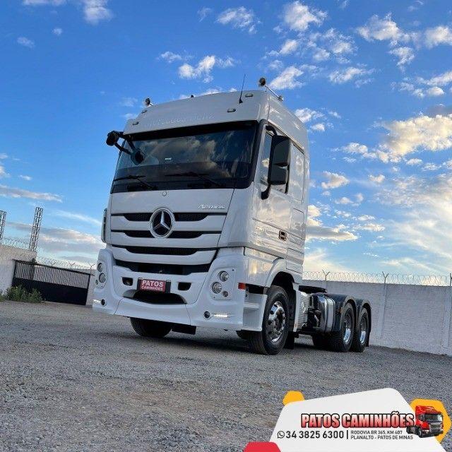 Mercedes Benz 2651 6x4 MegaSpace