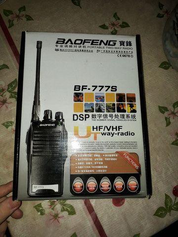Rádio Comunicador 2 Uni