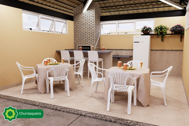 Apartamento com 2 quartos no Condomínio Iguaçu- Eldorado Parque - Bairro Parque Oeste Ind - Foto 7