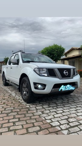 Nissan Frontier Attack SV 2015, Automática, 4x4 Diesel