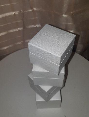Caixinhas Pandora kit com 4 unidades Originais - Foto 6