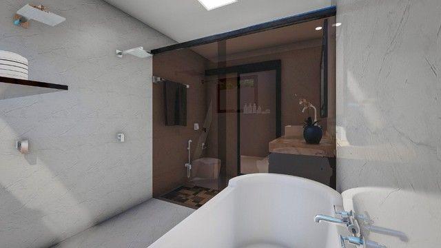 Casa térrea 4/4 com 4 suites  Condomínio Jardins Paris - Foto 2