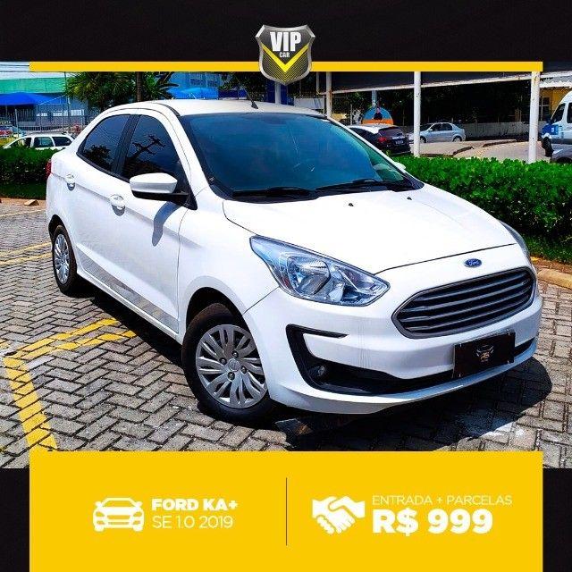 Ford Ka 2019 1.0 completo e vistoriado!!! - Foto 2