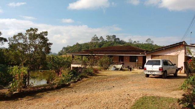 Chácara Linda Em Guaramirim - Foto 13