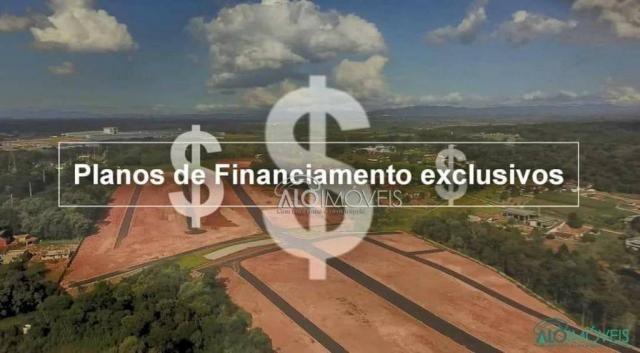 Terreno à venda, 144 m² por r$ 84.270,00 - eucaliptos - fazenda rio grande/pr - Foto 18