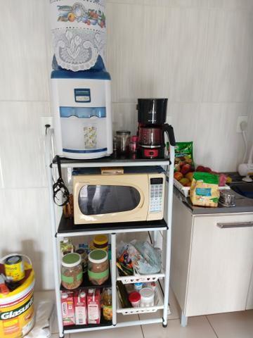 Prateleira de cozinha