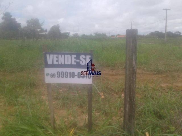 Terreno a venda no terceiro distrito da cidade de Ji-Paraná/RO - Foto 6