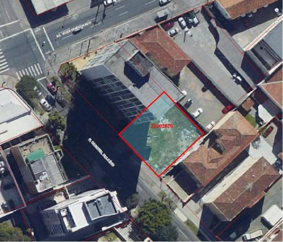 Terreno para alugar, 472 m² por R$ 25.000,00/mês - Batel - Curitiba/PR