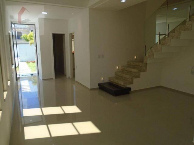 Casa com 4 dormitórios à venda, 152 m² por R$ 569.000,00 - Eusébio - Eusébio/CE - Foto 12
