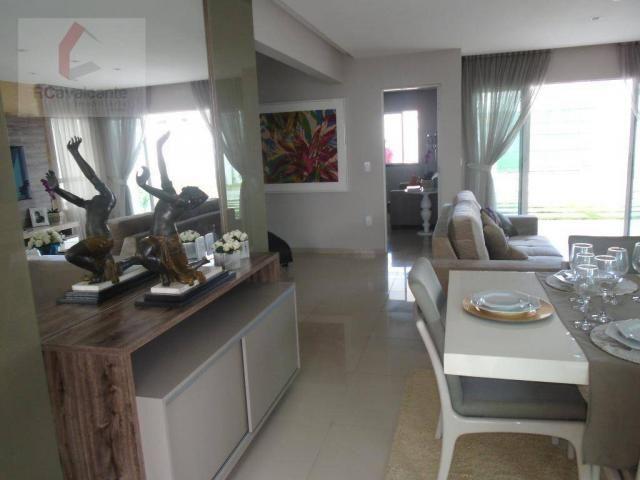 Casa em condominio com 4 suítes em Eusebio - Foto 10