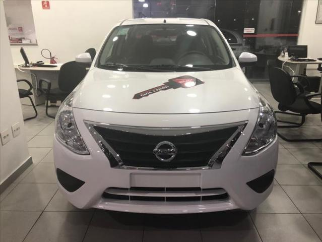 Great Nissan Versa 1.6 16vstart S