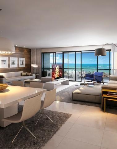 4 suites na Jatiuca Residencial Vivarine - Foto 3