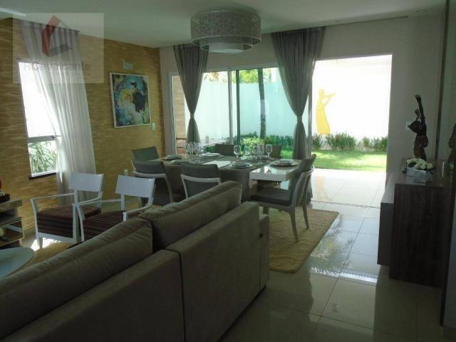 Casa em condominio com 4 suítes em Eusebio - Foto 8
