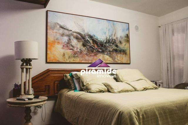 Casa residencial à venda, bosque dos eucaliptos, são josé dos campos. - Foto 12