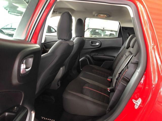 FIAT TORO 2016/2017 1.8 16V EVO FLEX FREEDOM OPEN EDITION AUTOMÁTICO - Foto 8