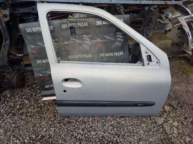 Porta Renault Clio 2001 A 2012 Dianteira Direita - Foto 2