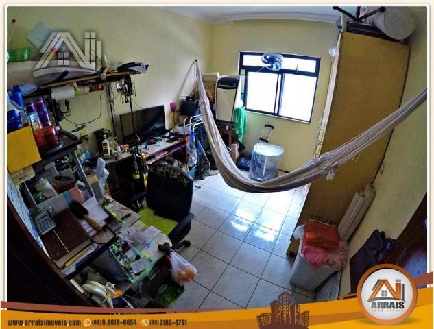 Vendo apartamento 3 quartos no bairro Jacarecanga - Foto 8