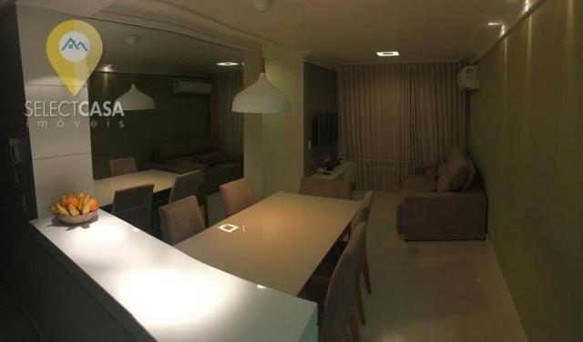Maravilhoso apartamento 3 quartos no buritis - Foto 3