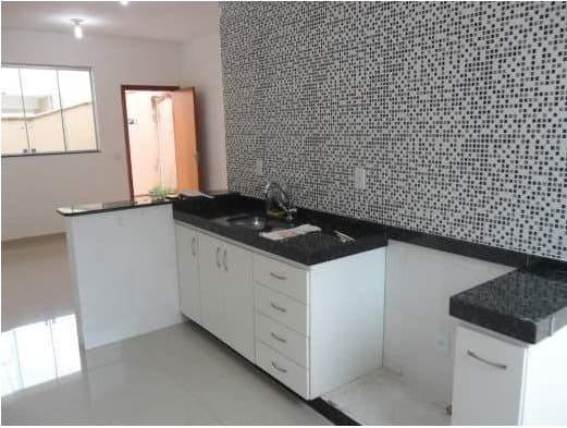 Casa Geminada - Jaqueline Belo Horizonte - VG6523 - Foto 5
