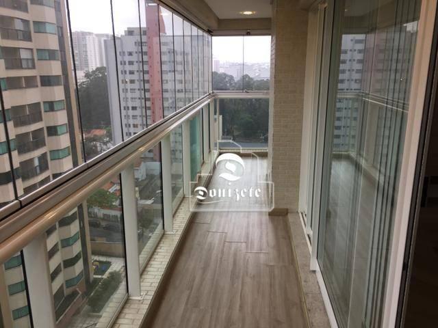 Apartamento com 4 dormitórios à venda, 165 m² por r$ 1.300.000 - bairro jardim - santo and