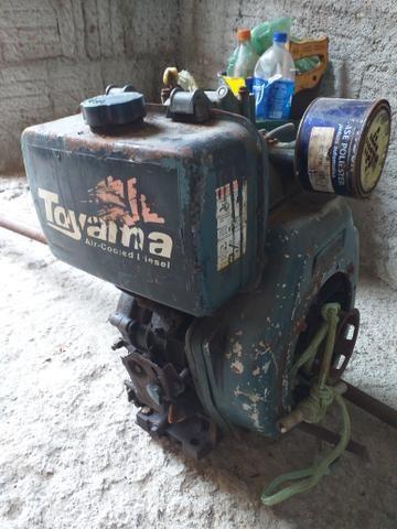 Motor Toyama 10hp Diesel - Foto 4