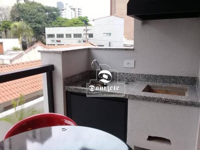 Apartamento à venda, 81 m² por r$ 515.000,00 - jardim - santo andré/sp - Foto 10