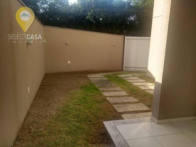 Aptº térreo com quintal gramado 3 qtº- lazer completo à venda, 80 m² - laranjeiras - serra - Foto 2