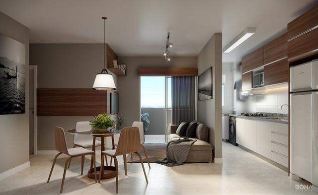 Apartamento 3 dormitórios, Minha Casa, Minha Vida, Pagani - Palhoça - Foto 4