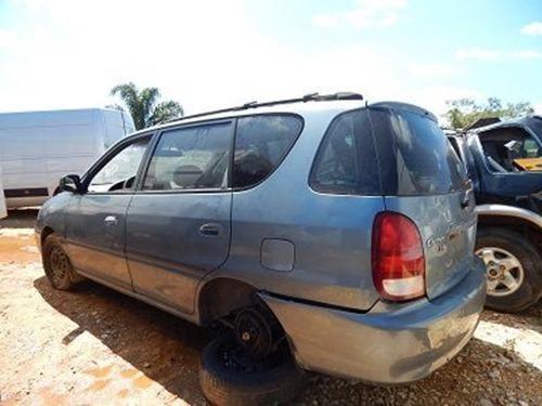 Sucata Kia Carens 1.8 16V Automático LS 2001 Para Retirada de Peças - Foto 4