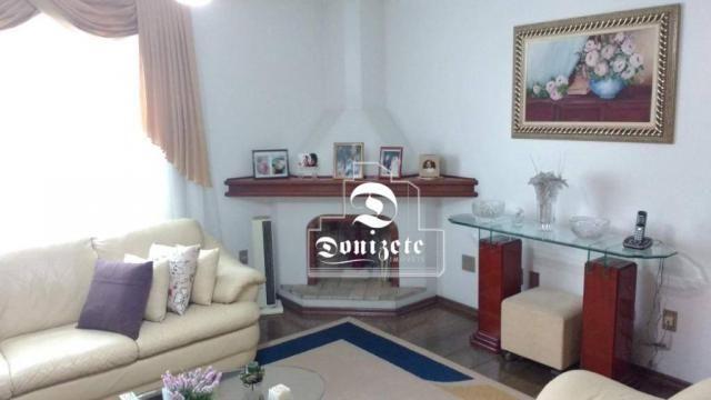 Sobrado à venda, 340 m² por r$ 1.100.000,00 - santa maria - santo andré/sp - Foto 9