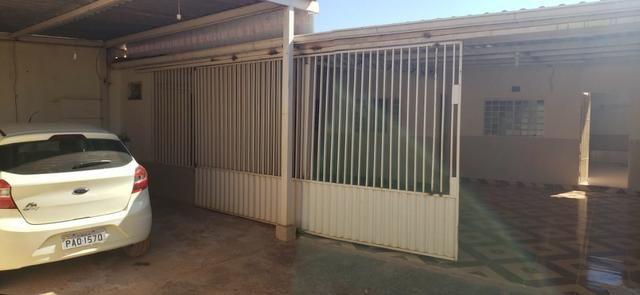 3 Quartos sol nascente | casa forrada e espaçosa | R$ 140 mil