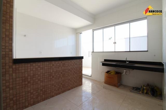 Apartamento para aluguel, 3 quartos, 1 vaga, Santos Dumont - Divinópolis/MG - Foto 16
