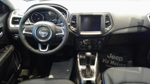 JEEP COMPASS 2.0 16V FLEX LONGITUDE AUTOMÁTICO - Foto 9