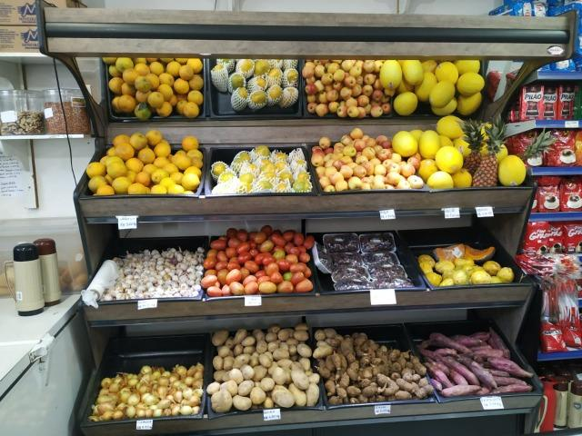 Banca para frutas e legumes em madeira - NOVO - Foto 4