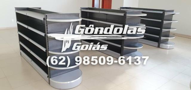 "GÔNDOLAS GOIÁS ""Loja de Cosmético"" - Foto 3"