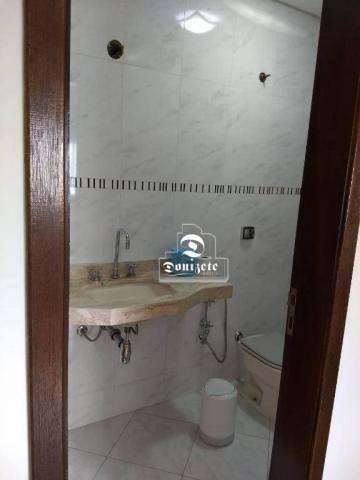 Sobrado com 4 dormitórios à venda, 427 m² por r$ 1.690.000,01 - campestre - santo andré/sp - Foto 8