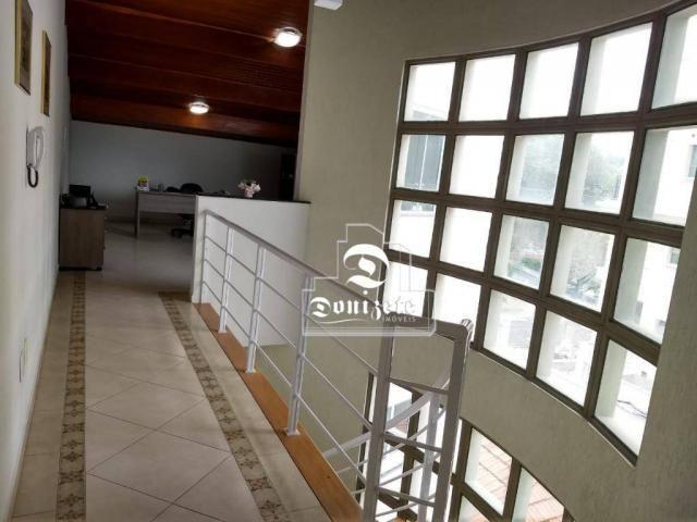 Sobrado com 4 dormitórios à venda, 427 m² por r$ 1.690.000,01 - campestre - santo andré/sp - Foto 7