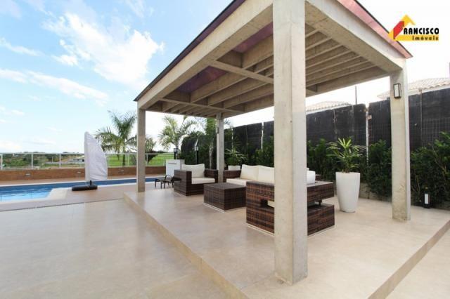 Casa residencial à venda, 4 quartos, 4 vagas, condomínio ville royale - divinópolis/mg - Foto 8