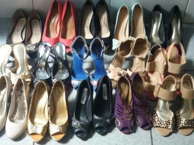 4e4fa7d0b Sapatos Femininos - Roupas e calçados - Taguatinga Norte, Brasília ...