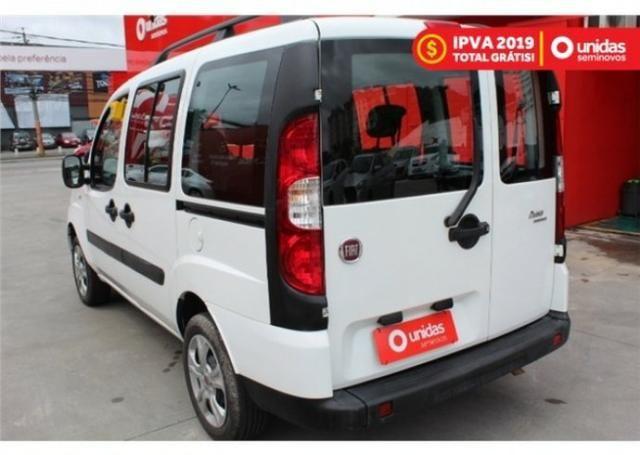 Fiat Doblo Essence 1.8 7 lugares - Foto 4