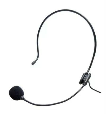 Megafone Portatil Amplificador Kit Professor Com Radio Fm, Microfone E Usb E Sd Recarrega - Foto 4