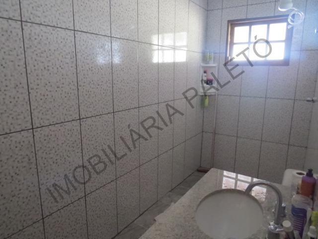 REF 225 Chácara 1187 m², casa novinha, ampla piscina, Imobiliária Paletó - Foto 6