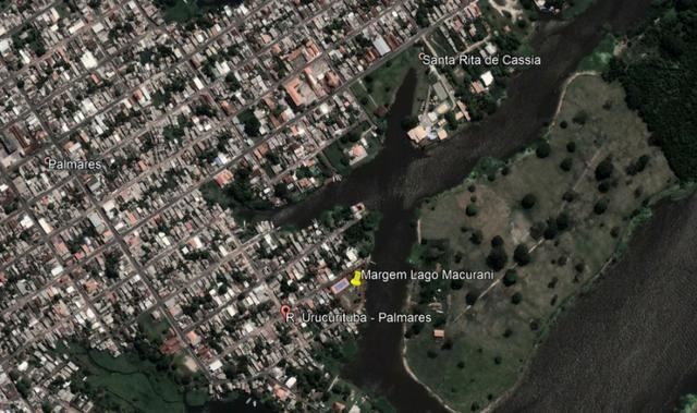 Lindo terreno 4.500m² na margem do Lago do Macurani Parintins - Foto 3