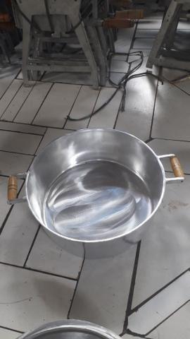Panela de alumínio batido pra restaurantes - Foto 2