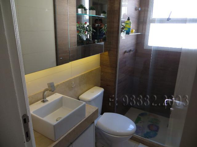 Aceita Troca, apartamento, 92m, 3/4, Lacqua, andar alto, sombra, 2 vagas, Neopolis - Foto 8