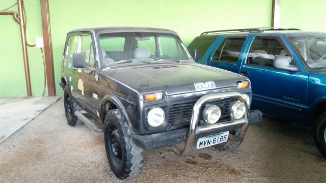 LADA NIVA 1991/1991 1.6 4X4 GASOLINA 2P MANUAL - Foto 12